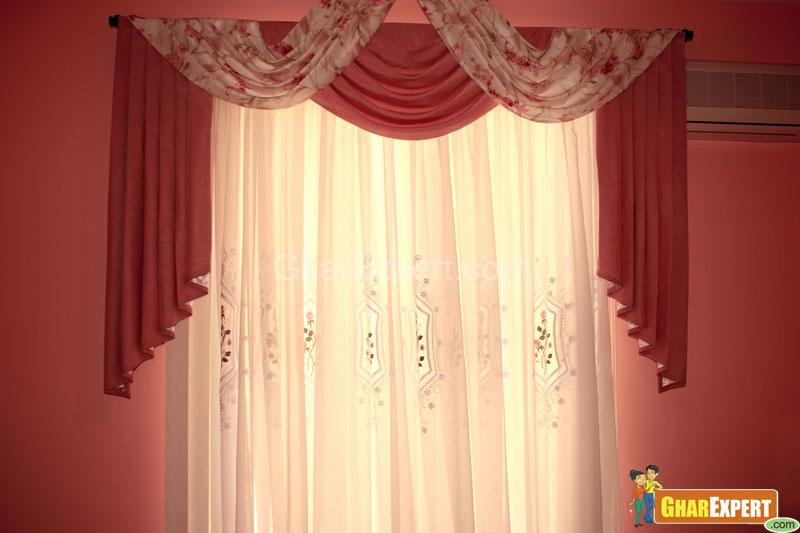 Upasna jindal curtain styles for Different styles of drapes