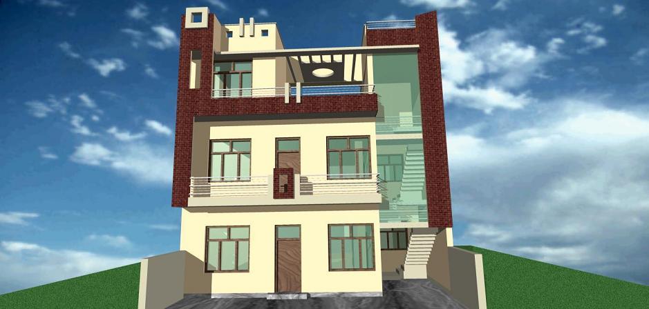 3d elevation of commercial buildings joy studio design gallery picture