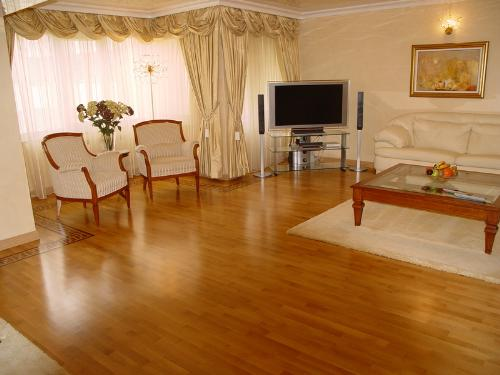 Wooden Flooring Designs