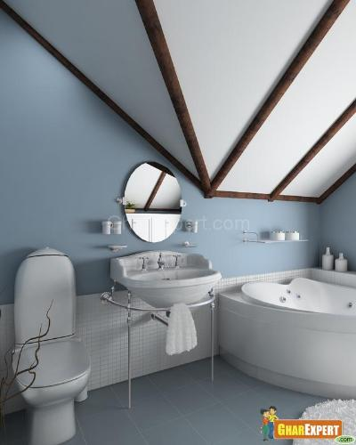 Paint Combinations For Small Bathrooms