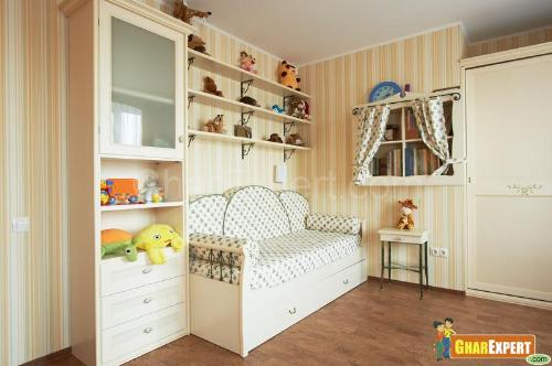 Kids room storage furniture