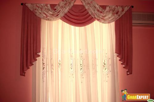 Grommet curtains pattern grommet curtain single - A Curtain Raiser Curtains Style Swag Curtains