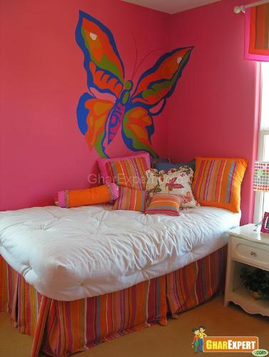Girls Nest Room Decoration