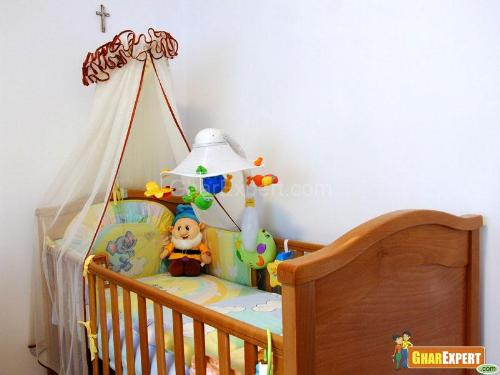baby crib
