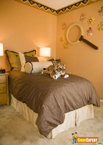 Girls bedroom decoration