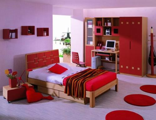 Girls' Bedroom Paint Color Ideas
