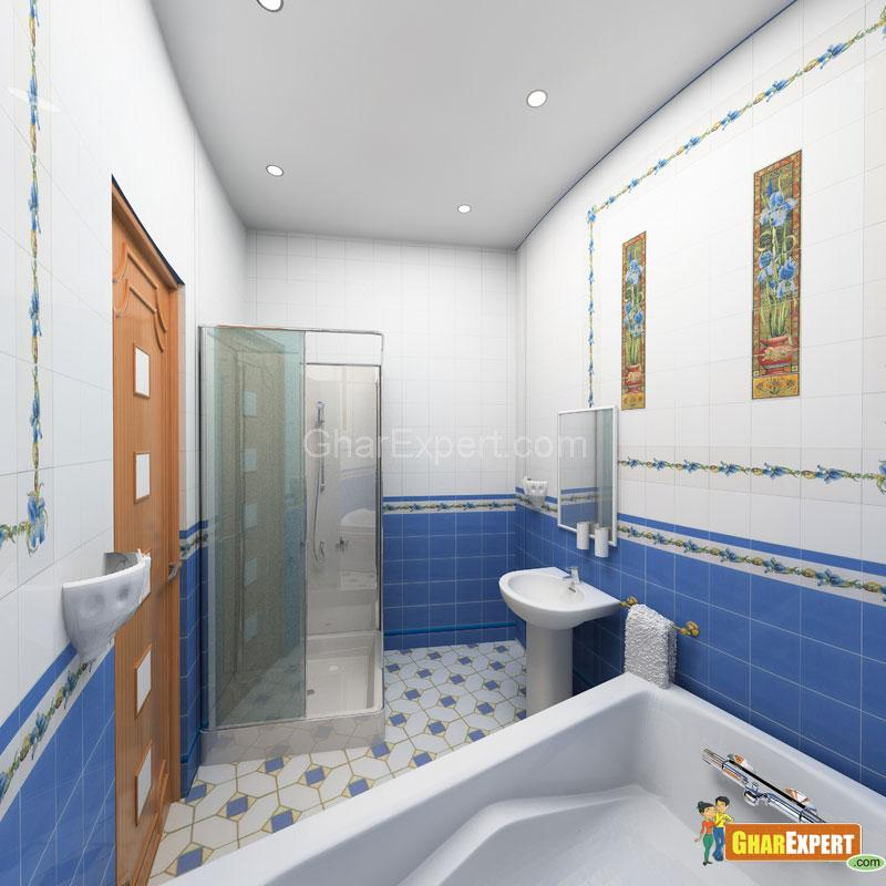 Gharexpert team blog vastu tips for bathroom for Bathroom tile designs in india