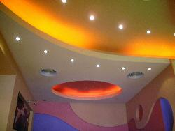 Ceiling Colors and Lights