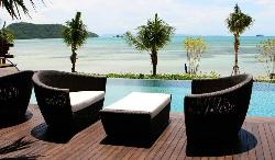 Outdoor Cane furniture