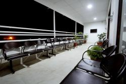 Skin care clinic-Waiting area