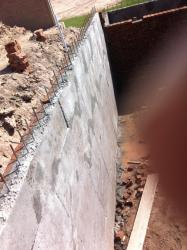 Basement Concrete Wall