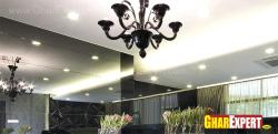 Modern concealed ceiling lights