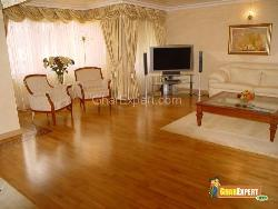 Wooden flooring in drawing room