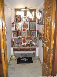 Pooja room mandir design