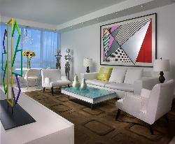 3D picture for Living room