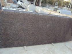 "It""s a ducca brown granite slab"