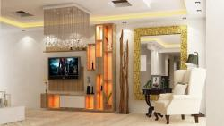 Drawing Room LCD Design