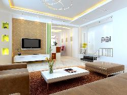 Living room furniture, Ceiling design