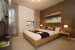 Simple and modern bedroom furniture