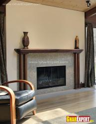 Fireplace for living room