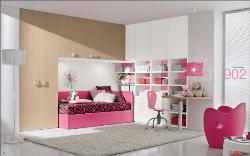 PINK color room for your kids
