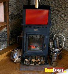 Compact Fire Place