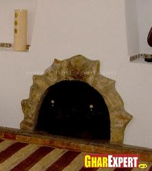 Creative Fire Place