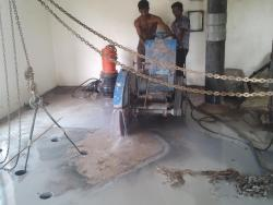 industrial concrete slab cutting work-9841009229