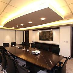 Ceiling design for conference room