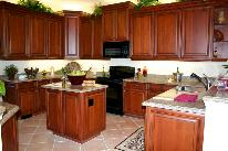 Granite and marble counter tops