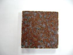Red Ruby Granite Finish