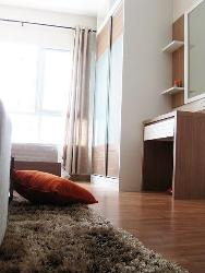 Wooden Flooring and Shelves