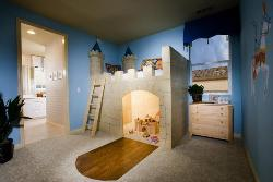 sea shore theme for kids room paint ideas