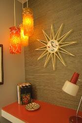 Living Room Wall Accents