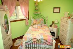Decorated Kids Room