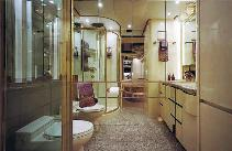 Stylish bath room