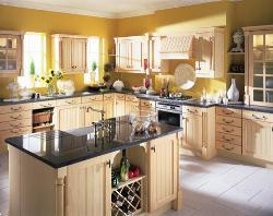 kitchen, giving a feel of traditional and classic style