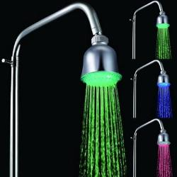 Color Changing LED Bathroom Shower head