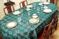 Table Cloth in Cotton Fabric