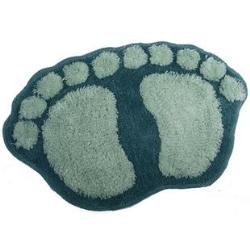 Cartoon BABY FOOT non-slip Bath Mat