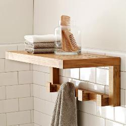 Bathroom Accessories- Shelf