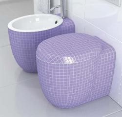 Contemporary Bathroom Toilets