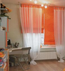 net curtain for kids room