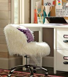 study room furniture fur chair for girls