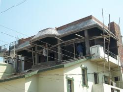 Addition & Alteration of a Residence with sloped roof