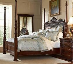 Traditional Poster Bed