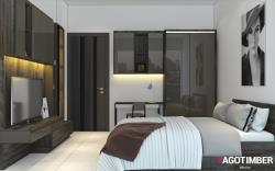 Have a look of modern bedrooms design ideas for your home in Delhi NCR - Yagotimber.