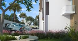 3D Residential Building Parking Area Design