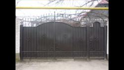 Steel constructed Gates