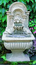 Fixed Garden Fountain